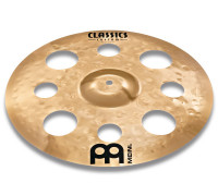 CRASH MEINL 16 CLASSICS CUSTOM TRASH