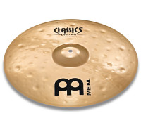 CRASH MEINL 18 CLASSICS CUSTOM EXTREME METAL