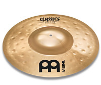 RIDE MEINL 20 CLASSICS CUSTOM EXTREME METAL