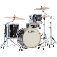 "TAMA SUPERSTAR CLASSIC 18""/4PCS TRANSPARENT BLACK BURST"
