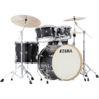 "TAMA SUPERSTAR CLASSIC 22""/5PCS TRANSPARENT BLACK BURST"
