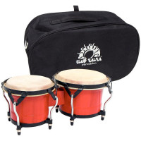 CLUB SALSA BONGOS STANDARD RED