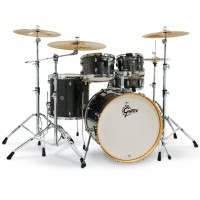 "GRETSCH CATALINA MAPLE 22""/5PCS BLACK STARDUST"