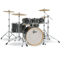 "GRETSCH CATALINA MAPLE 22""/7PCS BLACK STARDUST"