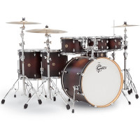 "GRETSCH CATALINA MAPLE 22""/7PCS SATIN DEEP CHERRY BURST"
