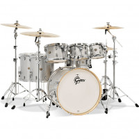 "GRETSCH CATALINA MAPLE 22""/7PCS SILVER SPARKLE"