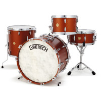 GRETSCH BROADKASTER USA JAZZ18 4FUTS VINTAGE SATIN COPPER