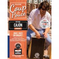 COUP DE POUCE CAJON DÉBUTANT