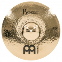 CRASH MEINL 18 BYZANCE BRILLIANT HEAVY HAMMERED