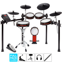 ALESIS CRIMSON II MESH KIT FULL PACK