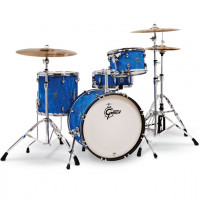 GRETSCH CATALINA CLUB FUSION20 BLUE SATIN FLAME