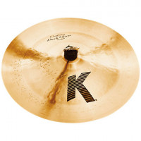 CHINA ZILDJIAN 17 K CUSTOM DARK