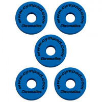 CYMPAD CHROMATICS 15MM PACK 5PCS BLUE