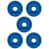 CYMPAD CHROMATICS 15MM PACK 5PCS BLUE
