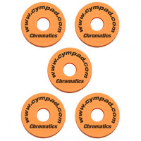 CYMPAD CHROMATICS 15MM PACK 5PCS ORANGE