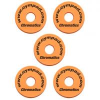 CYMPAD CHROMATICS 15MM PACK 5PCS ORANGE