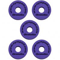 CYMPAD CHROMATICS 15MM PACK 5PCS PURPLE