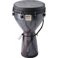 DJEMBE REMO 14 ACCORDABLE - SHADOW FLAME