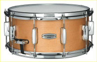 TAMA SOUNDWORKS 14X6.5 MATTE VINTAGE MAPLE