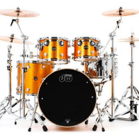 DW PERFORMANCE STAGE22 GOLD SPARKLE