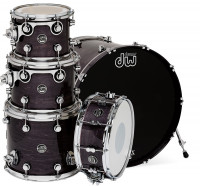DW PERFORMANCE FUSION20 EBONY SATIN