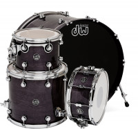 DW PERFORMANCE ROCK24 EBONY STAIN