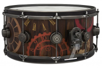 """DW ICON SERIES 14X06.5 NEIL PEART """"TIME KEEPER"""""""