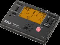 KORG TM60-BK METRONOME ACCORDEUR NOIR