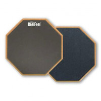 "EVANS RF-6D PRACTICE PAD 06"" REALFEEL DOUBLE FACE"