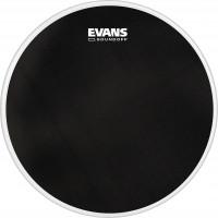 "EVANS SOUNDOFF DRUMHEAD 12"" BLACK"