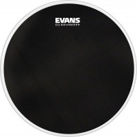 "EVANS SOUNDOFF DRUMHEAD 15"" BLACK"