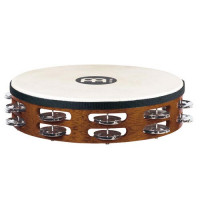 MEINL TAH2AB TAMBOURIN 10 TRADITIONAL DOUBLE ACIER