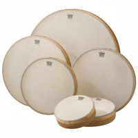 "REMO HD840800 HAND DRUM 08"" PRE-ACCORDE - RENAISSANCE"