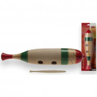STAGG GUF141L GUIRO POISSON - LARGE