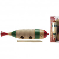 STAGG GUF141S GUIRO POISSON - SMALL