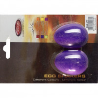STAGG EGG2PP OEUF STAGG PURPLE - LA PAIRE