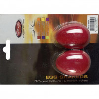 STAGG EGG2RD OEUF STAGG RED - LA PAIRE