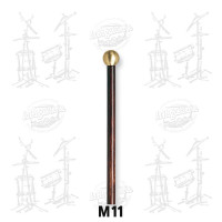 MAILLOCHES VIC FIRTH M11 - AMERCICAN CUSTOM KEYBOARD - BRASS