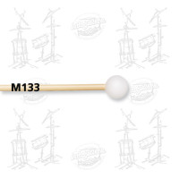 MAILLOCHES VIC FIRTH M133 - ORCHESTRAL XYLO - MEDIUM POLY (X2)