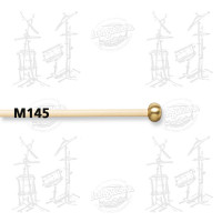 MAILLOCHES VIC FIRTH M145 - ORCHESTRAL BELL - LARGE BRASS (X2)
