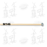 MAILLOCHES VIC FIRTH M146 - ORCHESTRAL BELL - SMALL ALUMINIUM (X