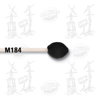 MAILLOCHES VIC FIRTH M184 - ORCHESTRAL MARIMBA HARD YARN (X2)
