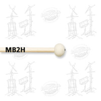 MAILLOCHES VIC FIRTH MB2H POUR GROSSE CAISSE 22/26 (PAIRE)