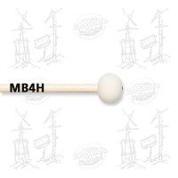 MAILLOCHES VIC FIRTH MB4H POUR GROSSE CAISSE 30/34 (PAIRE)