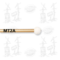 MAILLOCHES VIC FIRTH MT2A - MARCHING BASS DRUM - SUPER HARD NYLO