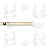 MAILLOCHES VIC FIRTH MTT - MARCHING BASS DRUM - TAPERED HICKORY