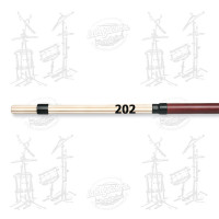 RODS VIC FIRTH RUTE RT202 HEAVY - 7 BRINS