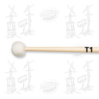 MAILLOCHES VIC FIRTH T1 - AMERICAN CUSTOM GENERAL