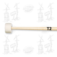 MAILLOCHES VIC FIRTH T2 - AMERICAN CUSTOM CARTWHEEL