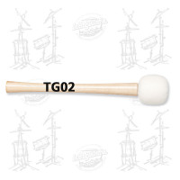 MAILLOCHES VIC FIRTH TG02 - SIGNATURES TOM GAUGER - LEGATO